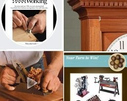 Fine Woodworking Contests