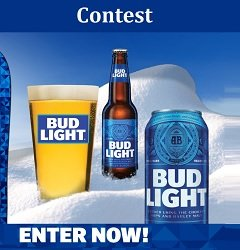 BUD LIGHT Contest: Enter Pins to Win BudLight.ca Sweater Prizes
