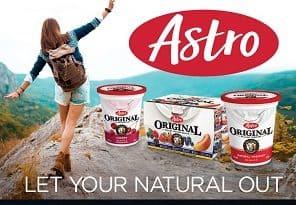 Astro.ca Yogurt Contests for Canada, withwithastro.ca