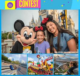 Disney Channel Canada Contests