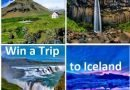 Iceland Vacation Giveaway: Win trip to Iceland to see Northern Lights