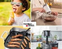 Hamilton Beach Contests Appliance Giveaways