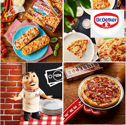 Dr.Oetker Canada Contest Giuseppe Pizza Giveaway