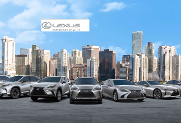 Lexus.ca Canada Car Giveaways