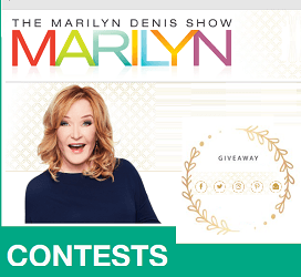 Marilyn Denis Show Contests -