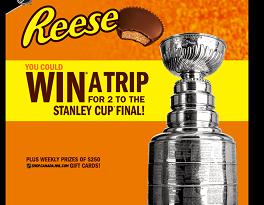 Reese Canada Contest: