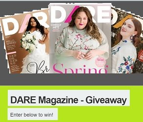 Dare Magazine Canada Contest -