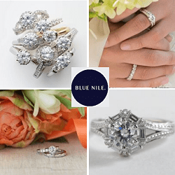 "BlueNile.com: Win $10,000 Blue Nile ""Wedding Set"" Shopping Spree"