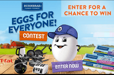 Burnbrae Farms Contests for Canada Giveaways