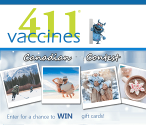 new Vaccines411.ca Contests