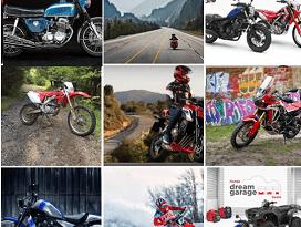 Honda Motorcycles Canada Win Bike Contest