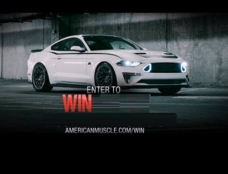 American Muscle Sweepstakes $5,000 Giveaway