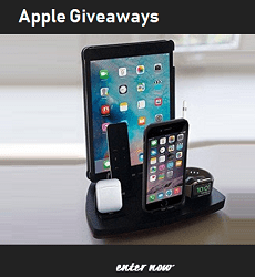 Apple Contests for Canada - iPad, iPhone & Apple Watch Giveaways