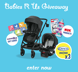 "Babies""R Us Contests for Canada"