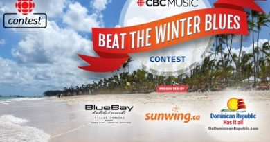 Contests - CBC Music's Beat the Winter Blues Giveaway,