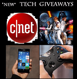 CNET.com Giveaways and Sweepstakes