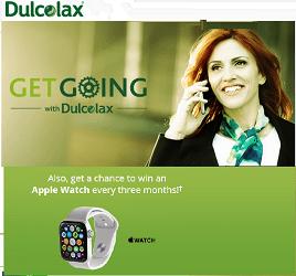 Dulcolax.ca Contest: Win Apple Watch Series 4 (GPS)