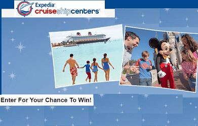 Expedia CruiseShipCentres.com Contest: