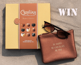 Guylian Chocolates Canada Facebook Contests