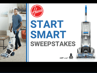 Hoover Contests Facebook.com/HooverCanada Giveaway