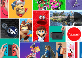 Nintendo Giveaway: Win Nintendo Switch Console & Mario Games Prize ($580)