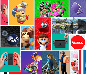 Nintendo Contests Game Console Giveaways