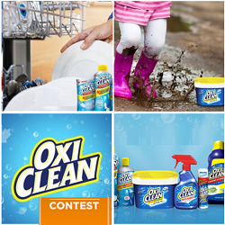 Oxi Clean Canada Contest Subscriber Monthly Giveaway