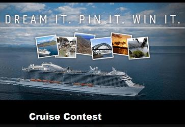 Princess.com/ Sweepstakes: WIn Princess Cruises & More