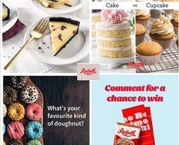 Redpath Sugar Contest Facebook.com/RedpathSugar wall giveaway