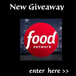 foodnetwork sweepstakes and giveaways