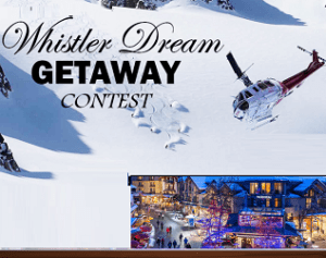 Whistler Vacation Contests -Skiing Giveaways