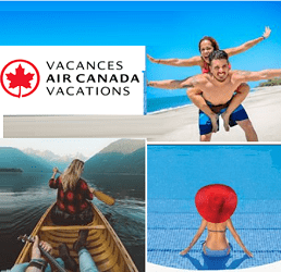 Air Canada Vacations Contests Giveaways