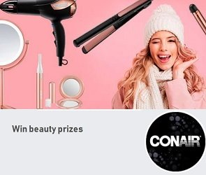 Conair Canada Contests Giveaway