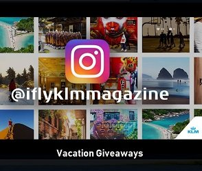 KLM Contests for Canada -  iflymagazine.com Giveaway
