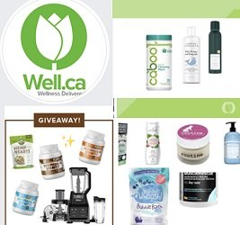 The Well.ca ContestFacebook.com/wellca Giveaways