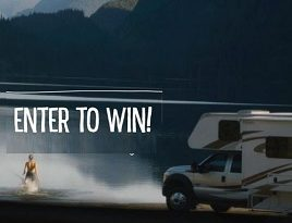 Motorhome Contests for Canada RV Rental Giveaways