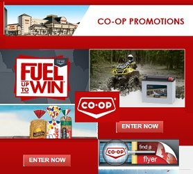 Co-op Canada Contests