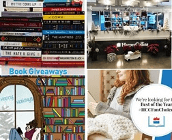 Harper Collins Canada Contests