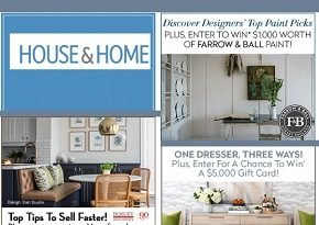 HouseandHome.com Contests