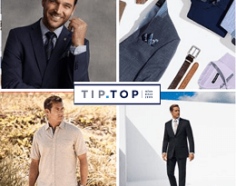 Tip Top Tailors Canada Contests Giveaway, www.tiptop.ca