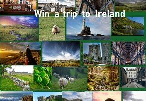 Win Tours & Trips to Ireland