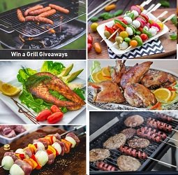 win a grill contests giveaways