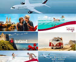 AirCanada.com contests