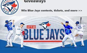 Toronto BlueJays.com Contests