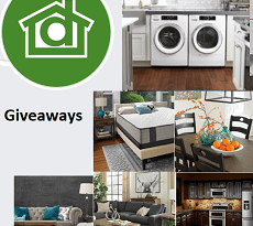 Dufresne Contest Furniture & Appliances Giveaways