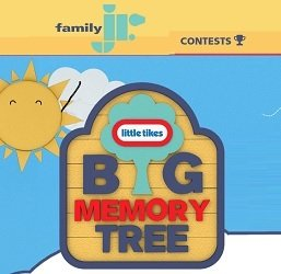 FamilyJR.ca Little Tikes Contest: