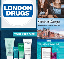 London Drugs Contests for Canada