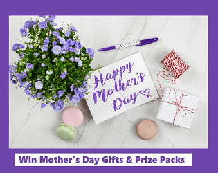 win prizes for Mom
