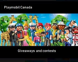 Playmobil Contests