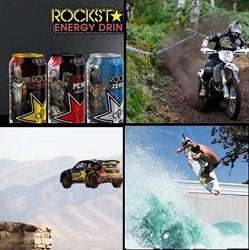 Rockstar Energy Sweepstakes for US & Canada